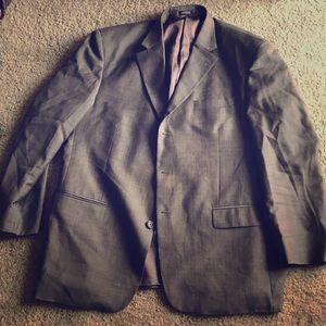 Stafford 44R sport coat